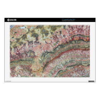 """Fossilized Stromatolites Decal For 17"""" Laptop"""