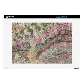 "Fossilized Stromatolites Skin For 15"" Laptop"