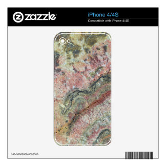 Fossilized Stromatolites Skins For The iPhone 4S
