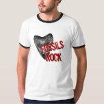 FOSSILS ROCK Megalodon T-Shirt