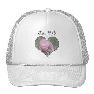 Foster a pet trucker hats