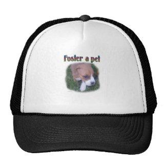 Foster a pet trucker hat