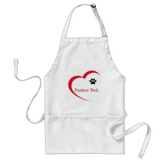 Foster Dad Adult Apron
