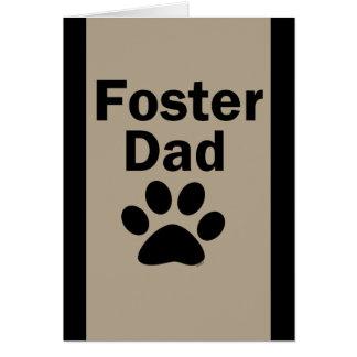 Foster Dad Card