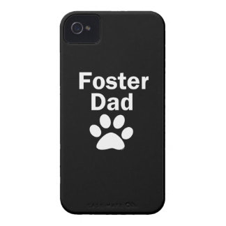 Foster Dad - White iPhone 4 Cover
