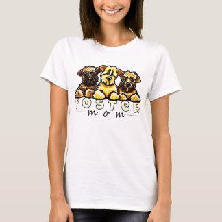 Foster Dog Mom T-Shirt