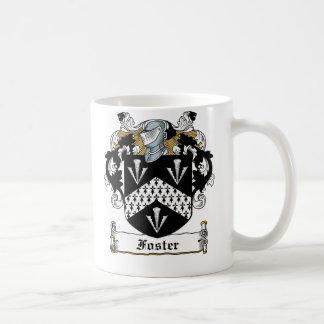 Foster Family Crest Coffee Mug