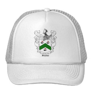 Foster Family Crest Hat