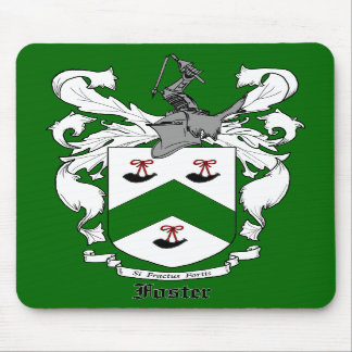 Foster Family Crest Mousepad