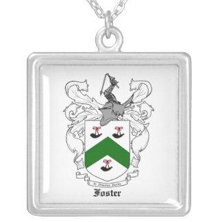 Foster Family Crest Premium Necklace