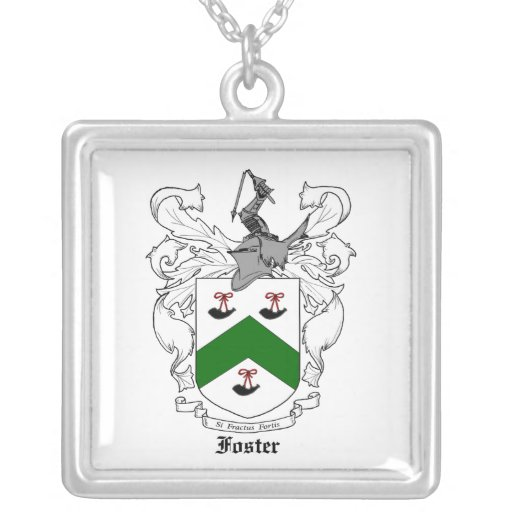 Foster Family Crest Premium Necklace