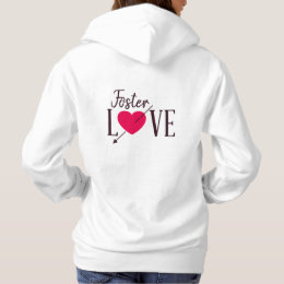 Foster Love - Foster Care - Parent Gift Hoodie