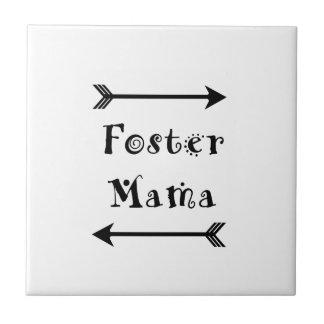 Foster Mama Ceramic Tile