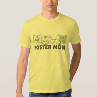 Foster Mom (cats) T Shirts