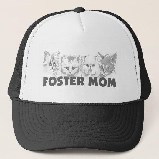 Foster Mom (cats) Trucker Hat