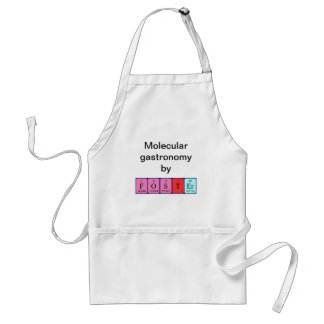 Foster periodic table name apron