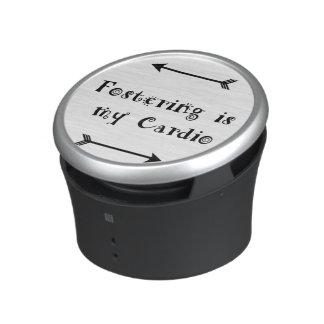 Fostering is my Cardio - Foster Care Speaker