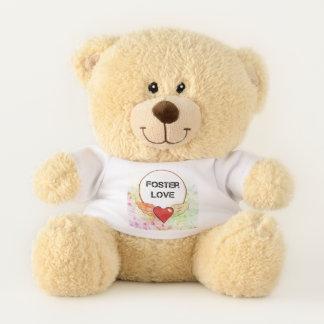 Fostering Love Teddy Bear
