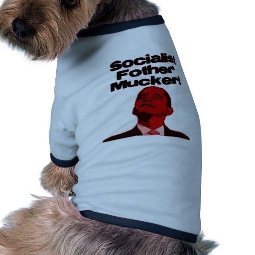 Fother socialista Mucker Ropa De Perro