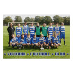 Foto 08/09 del equipo de VFC Posters