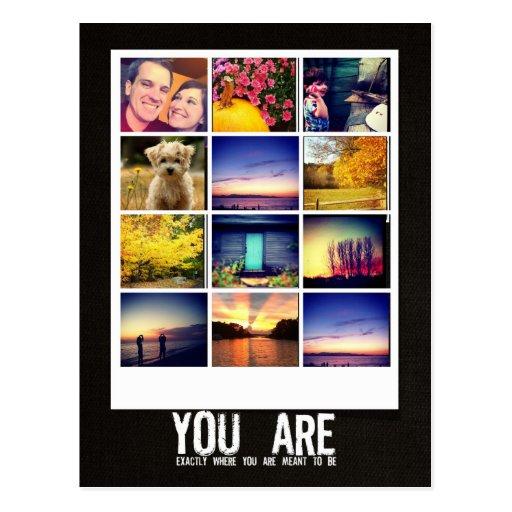 foto 12 que comparte la tarjeta postal