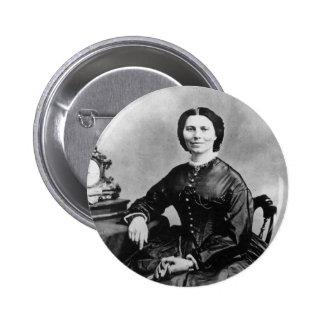 Foto 1866 del vintage del del retrato de Clara B Pin