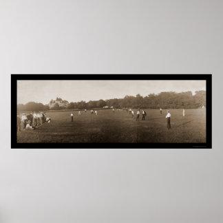 Foto 1902 del grillo de Newport RI Póster