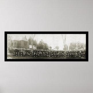 Foto 1903 de Andover de la academia Phillips Impresiones