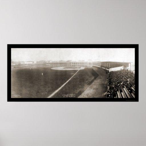 Foto 1905 de la primera jornada de Cincinnati Impresiones