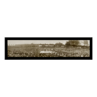 Foto 1905 del boxeo de Nelson Britt Impresiones
