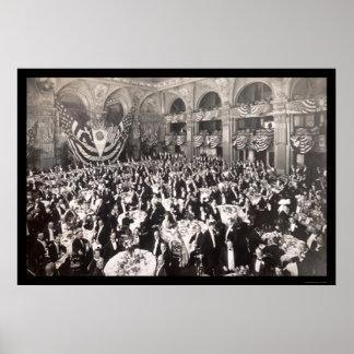 Foto 1906 de Waldorf Astoria New York City Posters