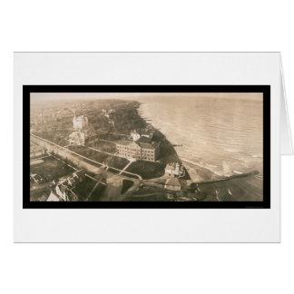 Foto 1907 de la Universidad Northwestern Tarjeta De Felicitación