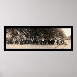 Foto 1908 de Carnegie Steel Company Impresiones