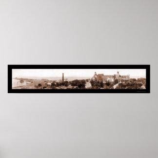 Foto 1908 de Coronado San Diego CA Póster