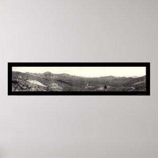 Foto 1908 de la mina de oro de Homestake Impresiones