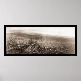Foto 1908 de la opinión aérea de Reno nanovoltio Impresiones