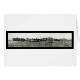 Foto 1908 del campus de Tempe AZ Tarjeta De Felicitación