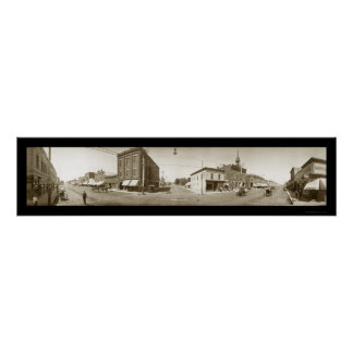 Foto 1909 de Sheridan Wyoming Impresiones
