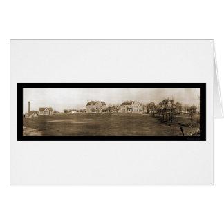 Foto 1909 de Univ de la unión de Richmond VA Tarjeta De Felicitación