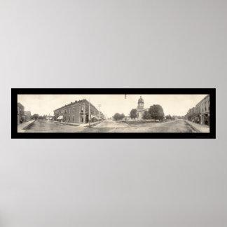 Foto 1910 de Winterset Iowa Impresiones