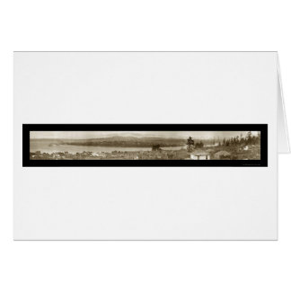 Foto 1911 de Bremerton Washington Tarjeta De Felicitación