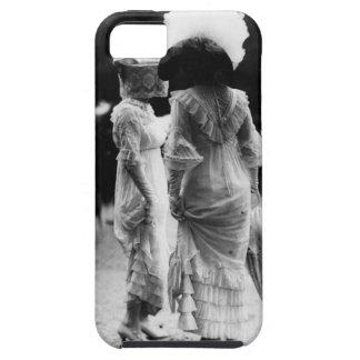 Foto 1911 del vintage de París Funda Para iPhone SE/5/5s
