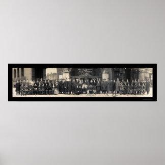 Foto 1914 del Kismet de Broadway Póster