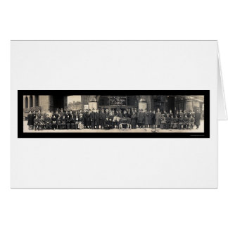 Foto 1914 del Kismet de Broadway Tarjeta De Felicitación