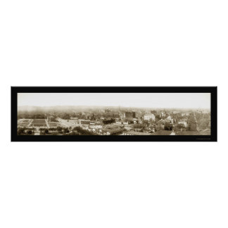 Foto 1915 de Denver, Colorado Póster