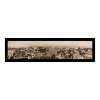 Foto 1916 de Scranton Pennsylvania Impresiones