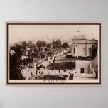 Foto 1924 de la exposición del Imperio británico d Poster