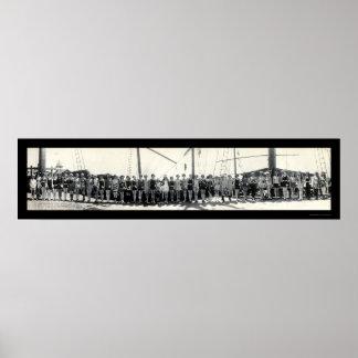 Foto 1924 de las bellezas del balboa posters