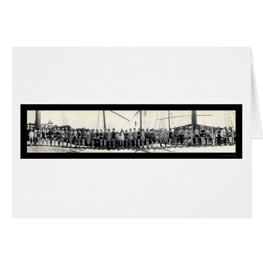 Foto 1924 de las bellezas del balboa tarjeta