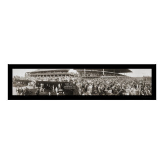 Foto 1931 de FL Derby del parque de Hialeah Impresiones